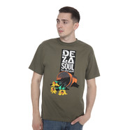 De La Soul - Dead Flower Pot T-Shirt
