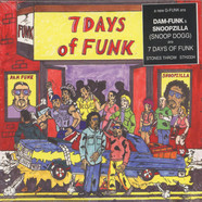 7 Days Of Funk (Dam-Funk & Snoopzilla) - 7 Days Of Funk