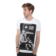 Run DMC - Albert Einstein Run EMC T-Shirt