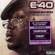 E-40 - Block Brochure: Welcome To The Soil Volume 6