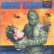Angry Samoans - Back From Samoa Black Vinyl Edition