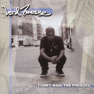 Lord Finesse - Funky Man: The Prequel Silver Vinyl Edition