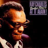 Ray Charles - Brother Ray Is At It Again!