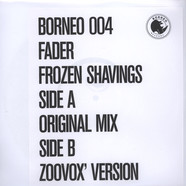 Fader - Frozen Shavings
