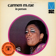 Carmen McRae - In Person