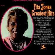 Etta Jones - Greatest Hits