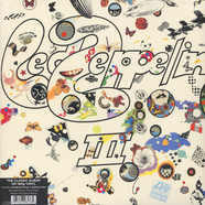 Led Zeppelin - III Remastered Version