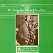 Don Byas - Don Byas In Paris