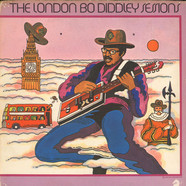 Bo Diddley - The London Bo Diddley Sessions