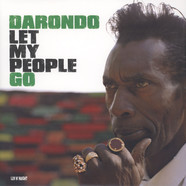 Darondo - Let My People Go Clear Green Vinyl Edition