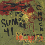 Sum 41 - Chuck Clear Vinyl Edition