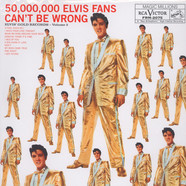 Elvis Presley - Elvis Gold Records Volume 2