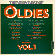 V.A. - The Very Best Of The Oldies Vol. 1