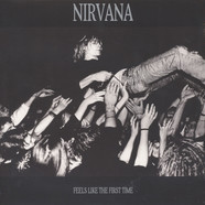Nirvana - Feels Like The First Time Blue Vinyl Edition