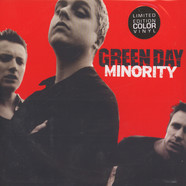Green Day - Minority Green Vinyl Edition
