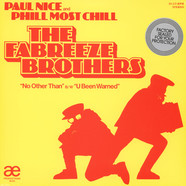 Fabreeze Brothers (Phill Most Chill & Paul Nice) - No Other Than Black Vinyl Edition