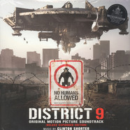 Clinton Shorter - OST District 9 Deluxe Expanded Edition