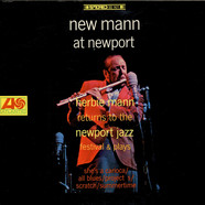Herbie Mann - New Mann At Newport