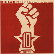 V.A. - Red Scare Industries: 10 Years Of Your Dumb Bullshit