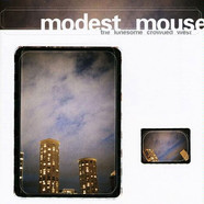 Modest Mouse - Lonesome Crowded West Black Vinyl Edition