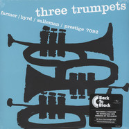 Art Farmer, Donald Byrd & Idrees Sulieman - Three Trumpets Back To Black Edition