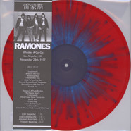 Ramones - Whiskey A Go-Go, Los Angeles, CA, November 24th