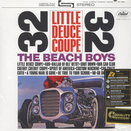 Beach Boys, The - Little Deuce Coupe 200g Vinyl, Stereo Edition