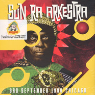 Sun Ra Arkestra - 3rd September 1980 Chicago
