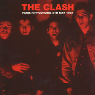Clash, The - Paris Hippodrome