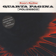 Braen's Machine, The - Quarta Pagina (Poliziesco) Deluxe Edition