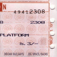 Joe Space / Bains - Indian Railways