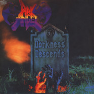 Dark Angel - Darkness Descends Colored Vinyl Edition