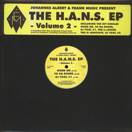 Johannes Albert - The H.A.N.S. EP Volume 2