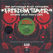 Jon Spencer Blues Explosion, The - Freedom Tower Black Vinyl Edition