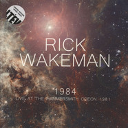 Rick Wakeman - 1984 - Live At The Hammersmith Odeon 1981