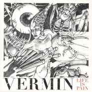 Vermin - Life Is Pain Black Vinyl Edition