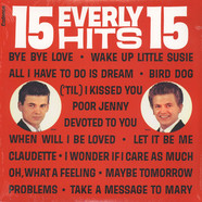 Everly Brothers, The - 15 Everly Hits 15