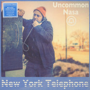 Uncommon Nasa - New York Telephone Blue Vinyl Edition