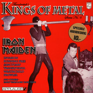 Iron Maiden - Kings Of Metal - 1978-1980 The Classic Studio Tracks