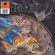 Acid King - Middle Of Nowhere, Center Of Everywhere Black Vinyl Edition