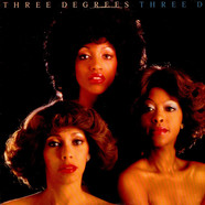 The Three Degrees - Three D