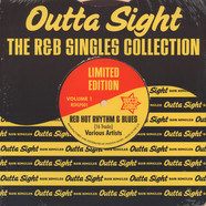 V.A. - The R&B Singles Collection LP Volume 1