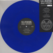 Nina Persson - Animal Crossbreed Blue Vinyl Edition