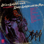 Gladys Knight And The Pips - All In A Knight's Work