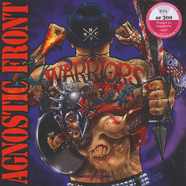 Agnostic Front - Warriors Magenta Vinyl Edition