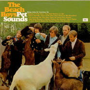 Beach Boys, The - Pet Sounds