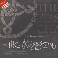 Mission, The - The First Chapter Red Vinyl Edition