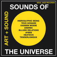 V.A. - Sounds Of The Universe - Art + Sound 2012-15 Volume 1