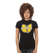 Wu-Tang Clan - Outlined Classic Yellow Women T-Shirt