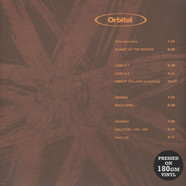 Orbital - Orbital II (Brown Album)